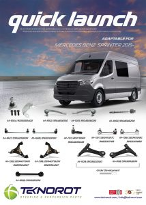 Mercedes Benz Sprinter 2019-