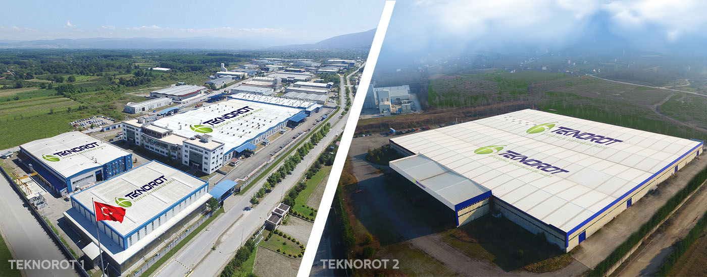 Teknorot New Facility